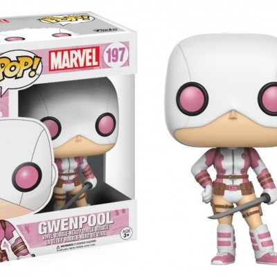 Funko! Pop Marvel Gwenpool #197