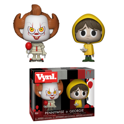 Funko! Vynl IT Pennywise + Georgie