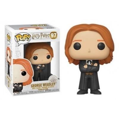 Funko! Pop Harry Potter George Weasley Yule Ball #97