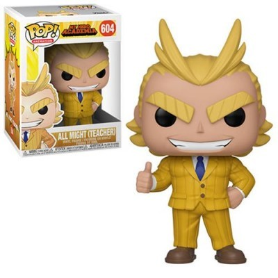 Funko POP! My Hero Academia Teacher All Might #604