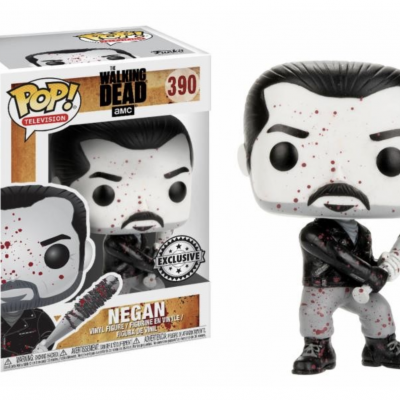 Funko! Pop The Walking Dead Negan Exclusivo #390