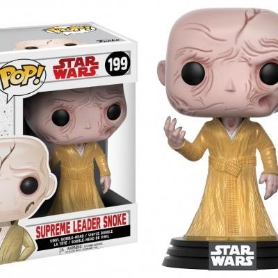 Funko! Pop Star Wars Supreme Leader Snoke #199