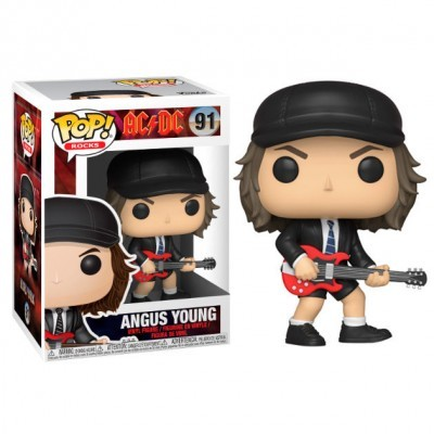 Funko! Pop AC/DC Angus Young #91