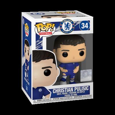 Funko Pop! Football Chelsea Christian Pulisic #34