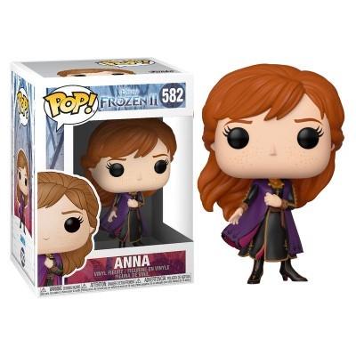 Funko POP! Disney Frozen II Anna #582