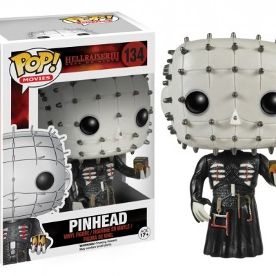 Funko! Pop Movies Hellraiser III Hell On Earth Pinhead #134