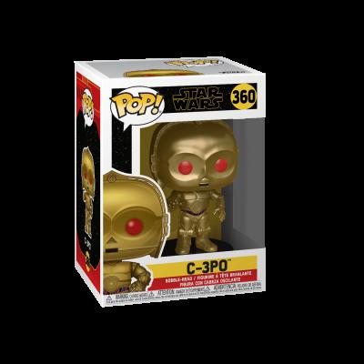 Funko! Pop Star Wars C-3PO #360