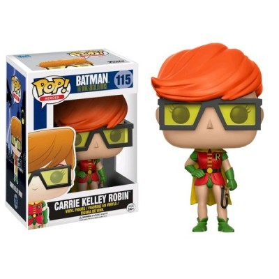 Funko POP! Heroes Batman The Dark Knight Returns Carrie Kelley Robin #115