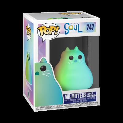 Funko POP! Disney Pixar Soul Mr. Mittens (Soul World) #747