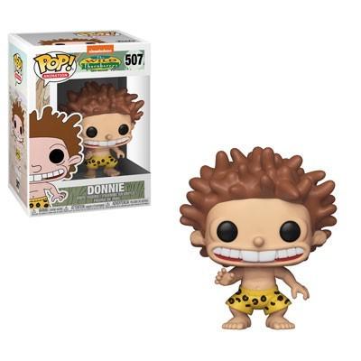 Funko POP! The Wild Thornberrys Donnie #507