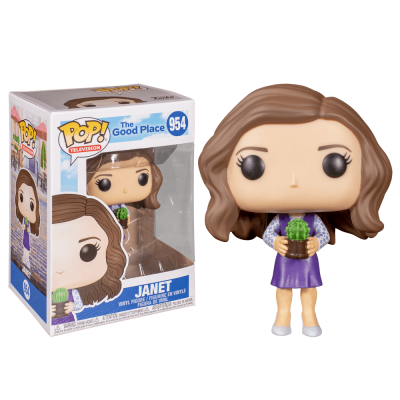 Funko! Pop Television The Good Place Janet #954