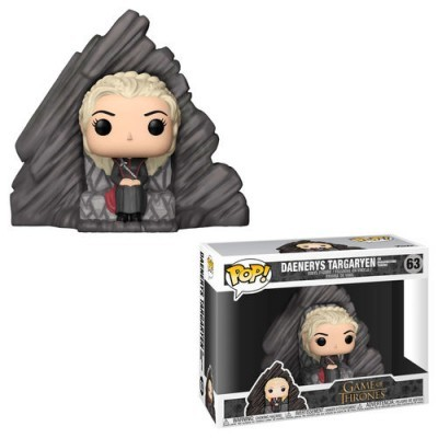 Funko! Pop Game of Thrones Daenerys on Dragonstone Throne