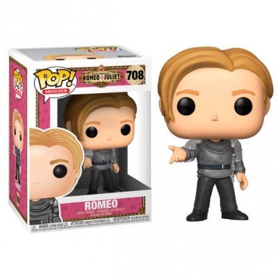Funko! Pop Romeo and Juliet Romeo