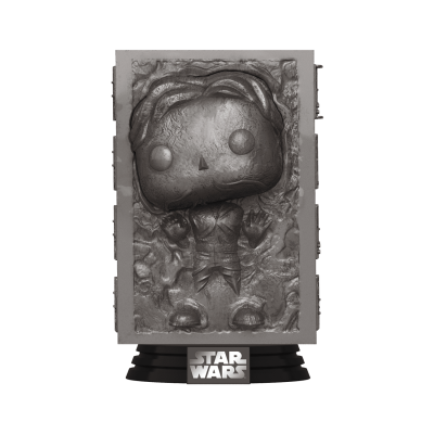 Funko! Pop Star Wars 40 The Empire Strikes Back Han Solo (Carbonite) #364