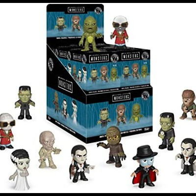 Funko POP! Mystery Mini Figures Blind Box Monsters