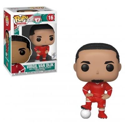 Funko! Pop Football Liverpool Virgil Van Dijk