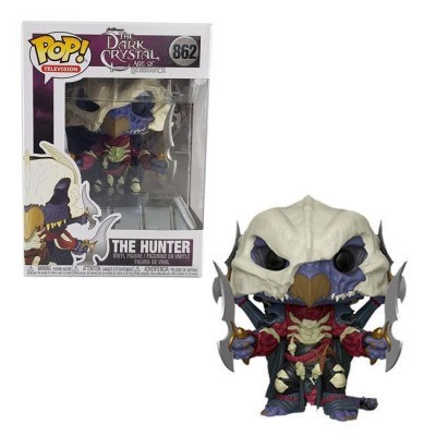 Funko! Pop The Dark Crystal Age of Resistance The Hunter (caixa ligeiramente danificada)