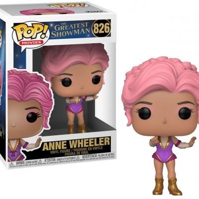 Funko! Pop Movies The Greatest Showman Anne Wheeler #826