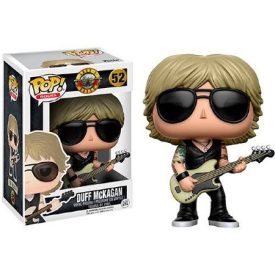 Funko! Pop Guns n´ Roses Duff Mckagan