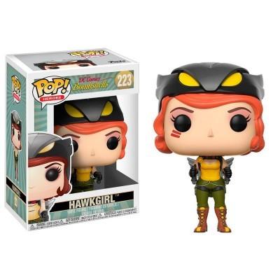 Funko POP! DC Bombshells Hawkgirl #223