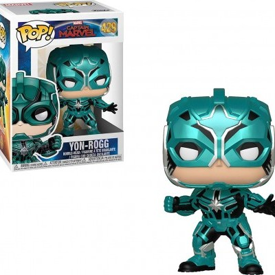 Funko! Pop Marvel Captain Marvel Yon-Rogg