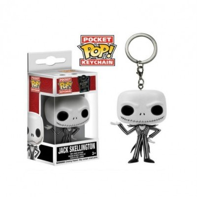 Funko Pocket POP! Keychain The Nightmare Before Christmas Jack Skellington