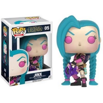 Funko! Pop League of Legends Jinx
