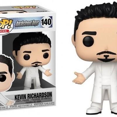 Funko! Pop Rocks Backstreet Boys Kevin Richardson #140