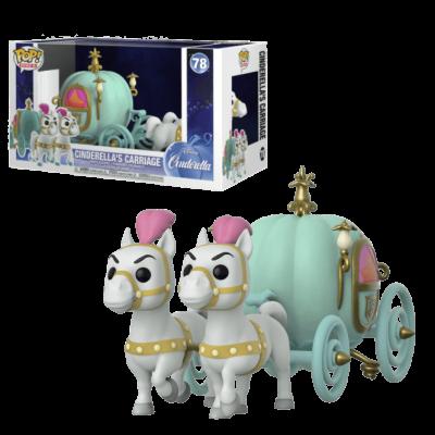Funko POP! Disney Cinderela Cinderela's Carriage #78