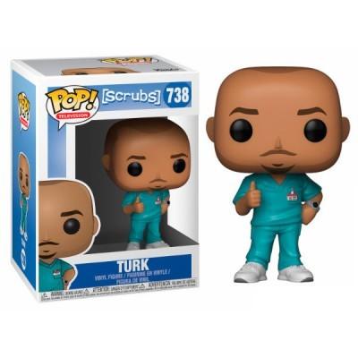 Funko! Pop Scrubs Turk