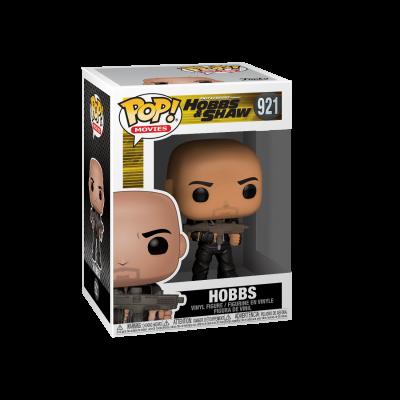 Funko! Pop Movies Fast & Furious Hobbs & Shaw Hobbs #921