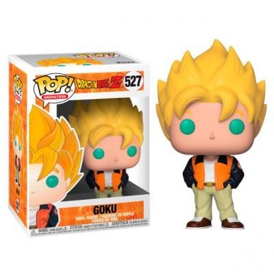 Funko POP! Dragon Ball Z Casual Goku #527