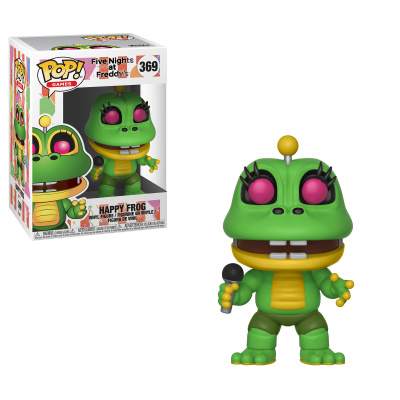 Funko! Pop Games Five Nights At Freddy's Happy Frog #369