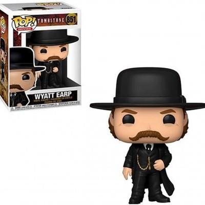 Funko! Pop Movies Tombstone Wyatt Earp #851
