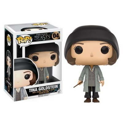 Funko! Pop Fantastic Beasts and Where to Find Them Tina Goldstein