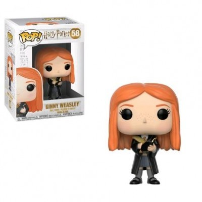 Funko! Pop Harry Potter Ginny Weasley With Diary