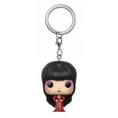 Funko Pocket POP! Keychain Elvira W/ Red Dress