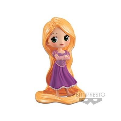 Figura Rapunzel Girlish Charm Q Posket A 14cm
