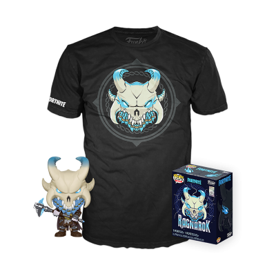 Funko POP! Tees Fortnite Ragnarok