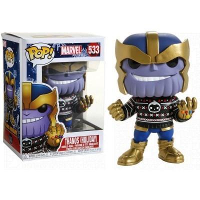 Funko! Pop Marvel Holiday Thanos (Holiday)