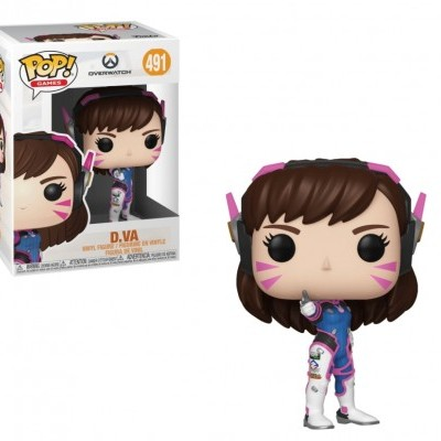 Funko! Pop Games Overwatch D.Va #491