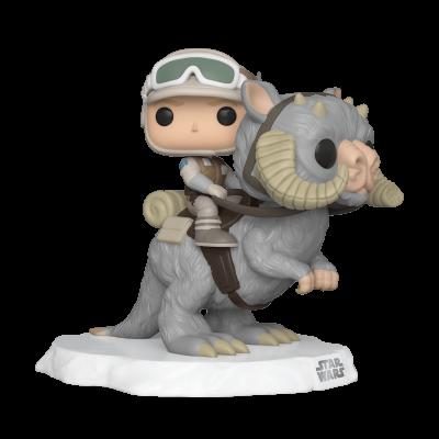 Funko! Pop Star Wars 40 The Empire Strikes Back Luke Skywalker With Tauntaun #366