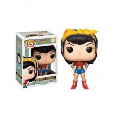 Funko POP! DC Bombshells Wonder Woman #167