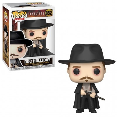Funko! Pop Movies Tombstone Doc Holliday #852