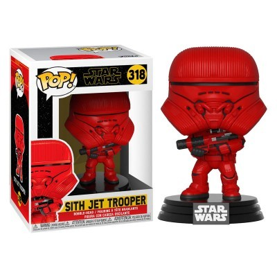 Funko! Pop Star Wars The Rise of Skywalker Sith Jet Trooper