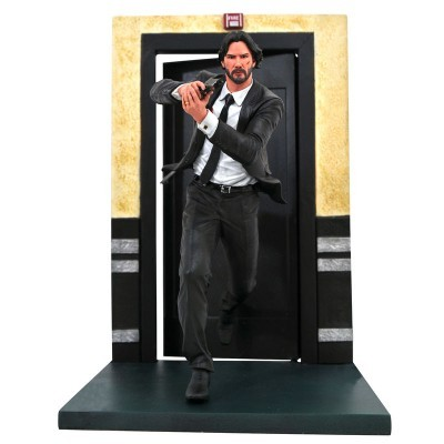 Figura diorama John Wick 1 23cm