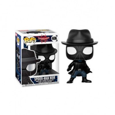 Funko! Pop Spiderman Into the Spider Verse Spider-Man Noir #406
