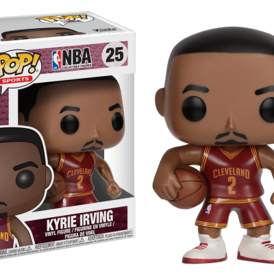Funko! Pop Sports NBA Kyrie Irving #25