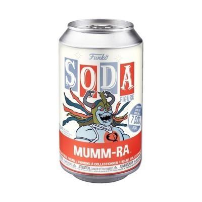 Funko SODA Mumm-Ra c/ Possibilidade de Chase (Edição Limitada a 7500 un)