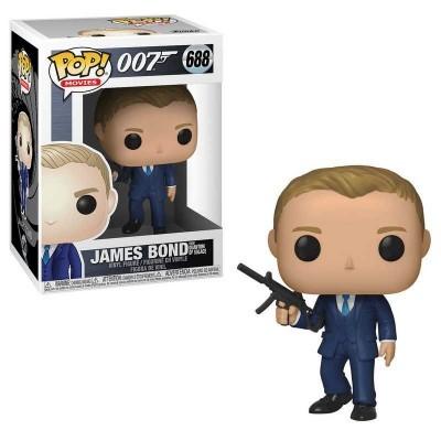Funko! Pop 007 James Bond Quantum of Solace